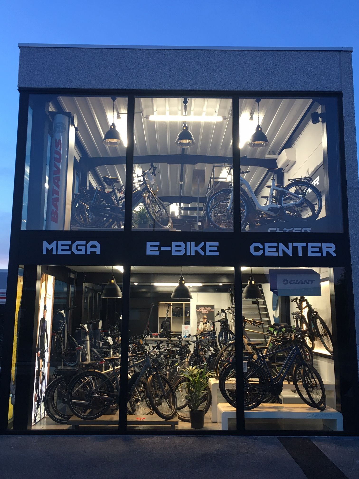 Mega Ebike Center